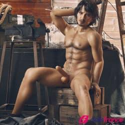 Sex doll homme Nicholas bricoleur sexy 162cm IronTech
