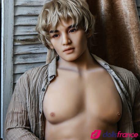 Sexdoll Ton séduisant jeune homme 180cm Qita Doll