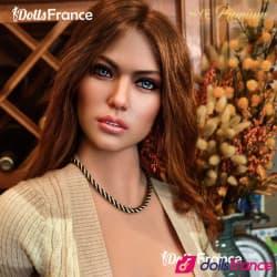 Sexdoll nympho Joaquina visage réaliste silicone 159cm J 6YE Premium