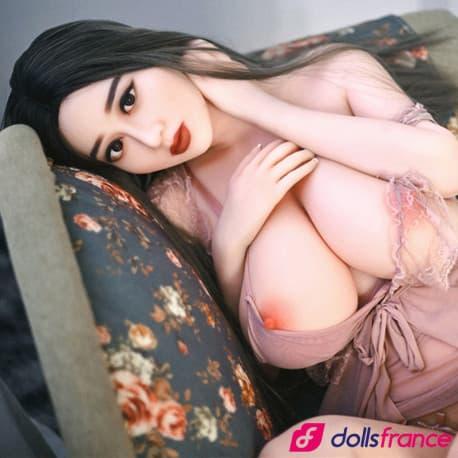 Jennifer love doll câline aux formes généreuses 163cm+ G IronTech