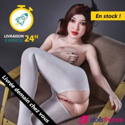Sex Doll danseuse en Stock Mika 150cm IronTech