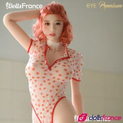 Hermina adorable lovedoll de charme 165cm F 6YE Premium