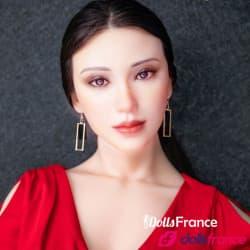 Caty grande sex doll séductrice visage silicone 171cm D 6YE Premium