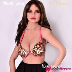 Aysian Sex doll avec de belles fesses 153cm 6YE / Amor Doll