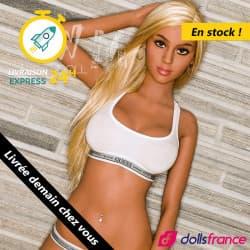 Salomé sensuelle sex doll d'amour 162cm E-cup WMdolls