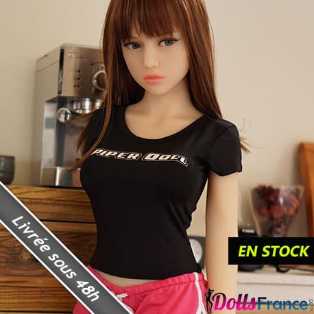 Phoebe poupée sexuelle à petite poitrine de 130cm Piperdoll