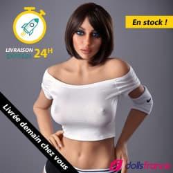 Natalia sex doll de charme livraison rapide 159cm IronTech