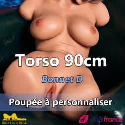 Torso 90cm Bonnet D 25kg IronTech