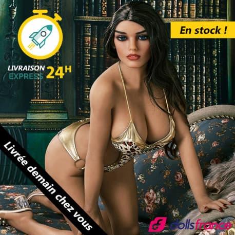 Lovedoll en stock Doria femme élégante 159cm IronTech