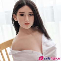 Poupée sexuelle réaliste Liao douce asiatique 171cm Starpery