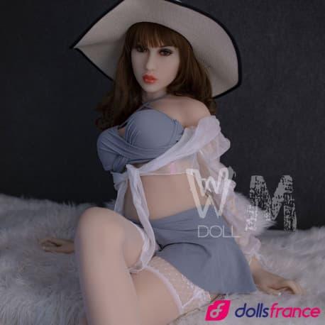 Sexdoll de charme Estelle jolie courtisane 164cm WMdolls