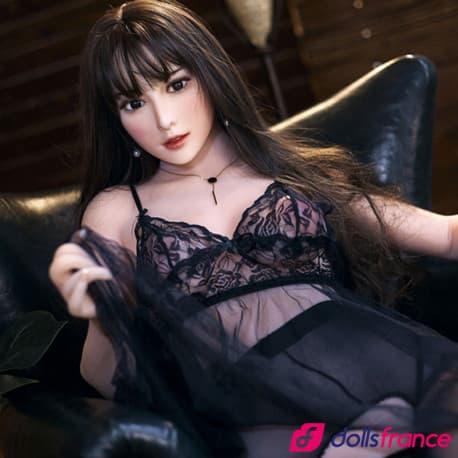 Amy délicieuse sex doll brunette 163cm B IronTech