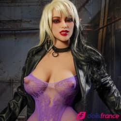 Sexdoll elfique Nathalie la perverse insatiable 165cm E HRDoll