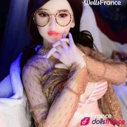 Love doll de compagnie raffinée Lilly 160cm 6YE Premium