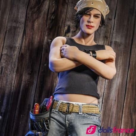 Jonathan poupée sexuelle masculine de compagnie 167cm HRdoll