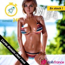 Grande Sex doll réaliste en STOCK Cassidy 172cm D WMdolls
