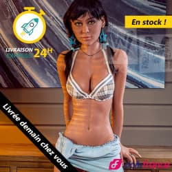 Sexdoll en STOCK Salomé en culotte 166cm C-cup WMdolls