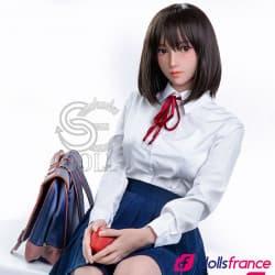 Yuuki sexdoll jolie étudiante asiatique 163cm SEDoll