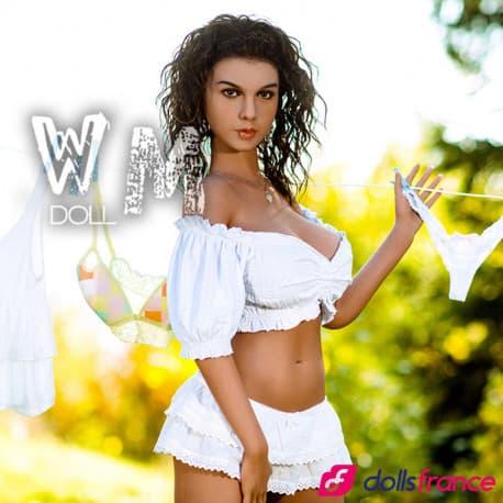Poupée d'amour réelle Kelly maîtresse sexy 162cm F WMDolls