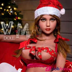 Fei sexdoll de compagnie festive et espiègle 162cm F WMDolls