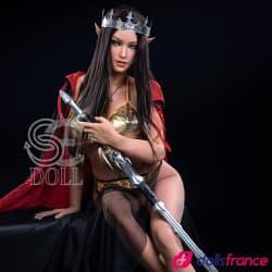 Sexdoll fantaisie Luis reine du plaisir 168cm SEDoll