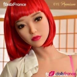 Sex doll de charme Fang maîtresse asiatique 171cm D 6YE Premium