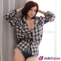 Ravissante sex doll réaliste asiatique Jiu Mei 171cm Starpery