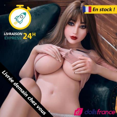 Poupée sexuelle Saya en stock 163cm+ G IronTech
