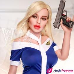 Lovedoll sexy et délurée Gianna 170cm D WMDolls