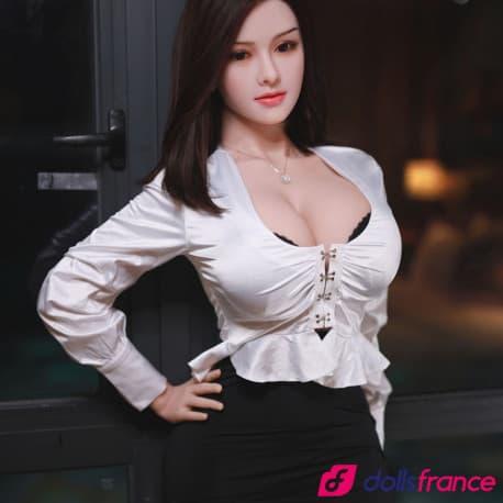 Jialan la sexdoll mignonne aux gros seins 164cm JYdoll