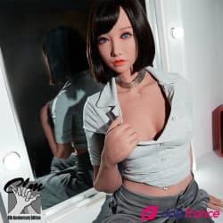 Fukada sexdoll asiatique menue 158cm Climax