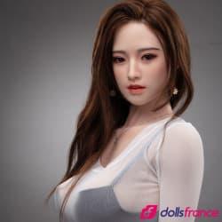 Zhu Lin innocente sexdoll réaliste asiatique 159cm Starpery