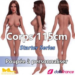 Mini-doll 115cm Starter Series IronTech