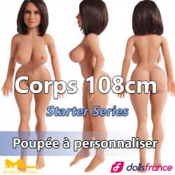 Mini-doll 108cm Starter Series IronTech