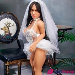 Mini love doll Kama jeune mariée 108cm IronTech