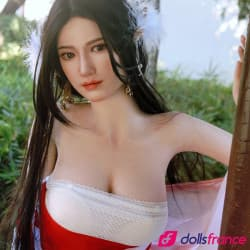 Sex doll Mifei bourgeoise asiatique 163cm RRS Top-Sino