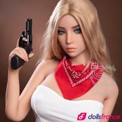 Sexdoll réelle Jenny jolie cowgirl 158cm D SEDoll