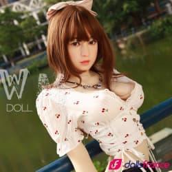 Gentille love doll Cora visage silicone 158cm D WMDolls