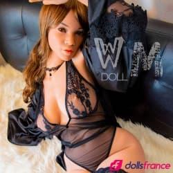 Sex doll réelle sensuelle Mariana 159cm D WMDolls