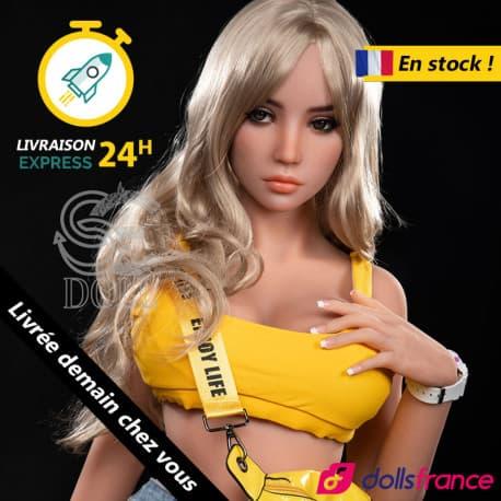 Belle blonde Jenny en Stock 161cm F-cup SEDoll