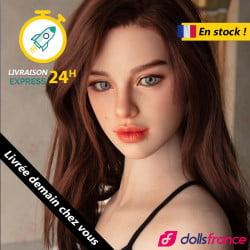 Sex doll Hedy belle rousse réaliste EN STOCK 171cm Starpery
