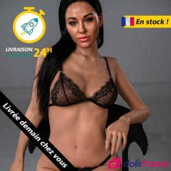 Carmen la love doll réaliste en silicone EN STOCK 170cm C-cup Zelex