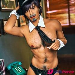 Nicholas sexdoll homme stripteaser 175cm IronTech