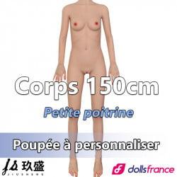 Corps 150cm petits seins - Jiusheng
