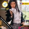 Asuka sex doll étudiante EN STOCK 160cm A WMDolls