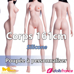 Corps silicone 161cm IronTech
