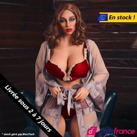 Sex doll Natalia femme au foyer en STOCK 158cm IronTech