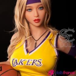 Basketteuse Naomi poupée sexuelle sportive 158cm E-cup SEDoll