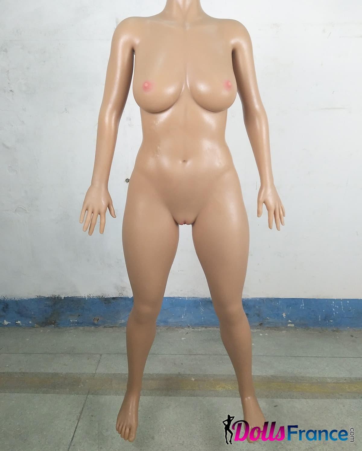 Grosses fesses de poupée sexuelle SMdoll 170cm