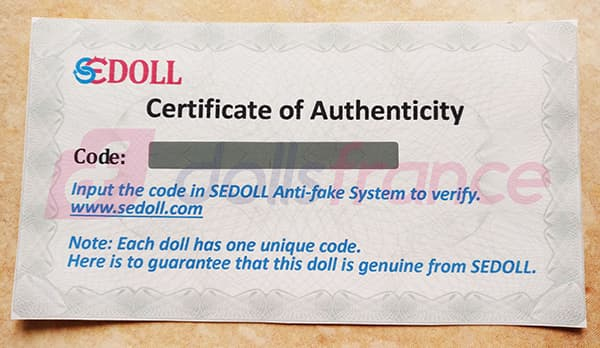 anti fake check sexdoll sedoll